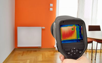 The Benefits of Thermal Imaging During Home Inspections